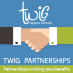 Twig Logistics Network partner: VisualCue