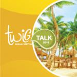 Why will Twig Talk 2019 happen in Playa Del Carmen?